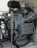 Бытовой газовый компрессор BAUER 20 б/у